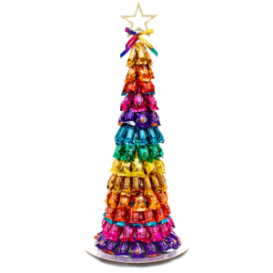 Large Chocolate Christmas Tree