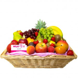 Personalised Fruit Baskets