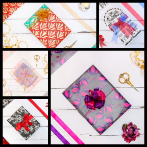 Learn a new skill online - Individual gift wrapping tutorials